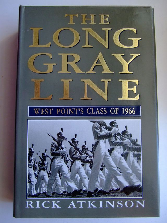 Photo of THE LONG GRAY LINE written by Atkinson, Rick published by Collins (STOCK CODE: 1803019)  for sale by Stella & Rose's Books