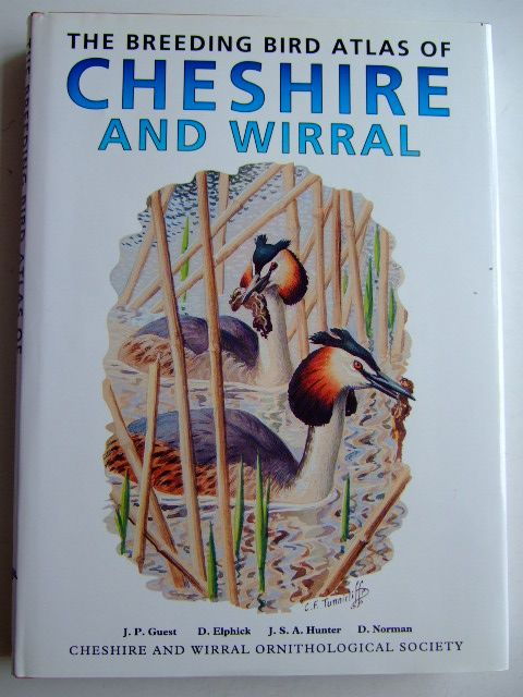 Photo of THE BREEDING BIRD ATLAS OF CHESHIRE AND WIRRAL written by Guest, J.P. Elphick, D. Hunter, J.S.A. Norman, D. published by Cheshire And Wirral Ornithological Society (STOCK CODE: 1803231)  for sale by Stella & Rose's Books