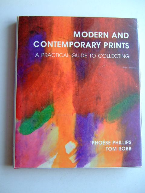 Photo of MODERN AND CONTEMPORARY PRINTS- Stock Number: 1803288
