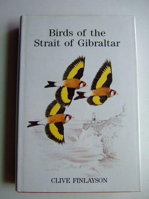 Photo of BIRDS OF THE STRAIT OF GIBRALTAR written by Finlayson, Clive illustrated by Willis, Ian published by T. & A.D. Poyser (STOCK CODE: 1803455)  for sale by Stella & Rose's Books