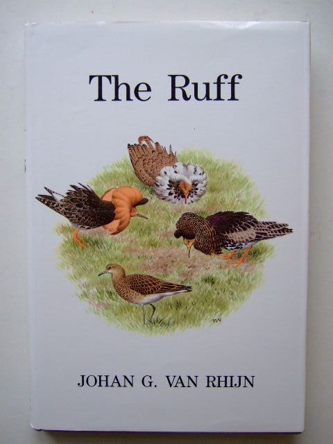 Photo of THE RUFF written by Van Rhijn, Johan G. illustrated by Willis, Ian published by T. & A.D. Poyser (STOCK CODE: 1803462)  for sale by Stella & Rose's Books
