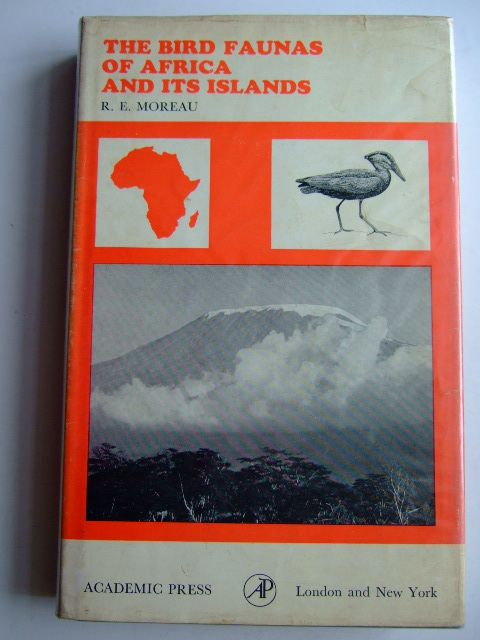 Photo of THE BIRD FAUNAS OF AFRICA AND ITS ISLANDS written by Moreau, R.E. published by Academic Press (STOCK CODE: 1803547)  for sale by Stella & Rose's Books