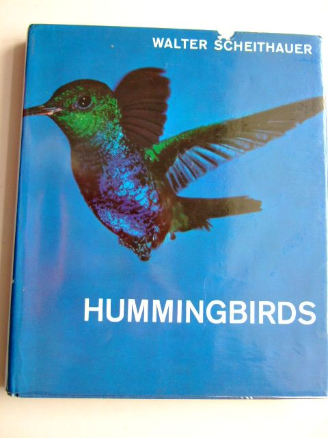 Photo of HUMMINGBIRDS FLYING JEWELS written by Scheithauer, Walter Vevers, Gwynne published by Arthur Barker Limited (STOCK CODE: 1804111)  for sale by Stella & Rose's Books