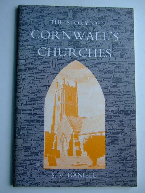 Photo of THE STORY OF CORNWALL'S CHURCHES- Stock Number: 1804187