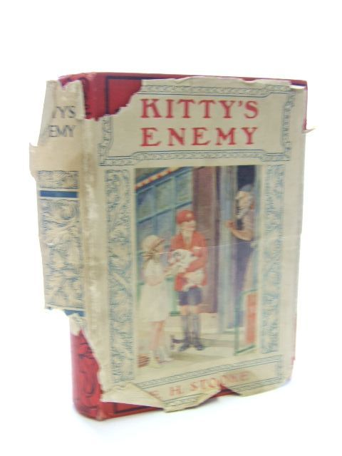 Photo of KITTY'S ENEMY: OR THE BOY NEXT DOOR written by Stooke, Eleanora H. illustrated by Peacock,  published by Partridge (STOCK CODE: 1804590)  for sale by Stella & Rose's Books