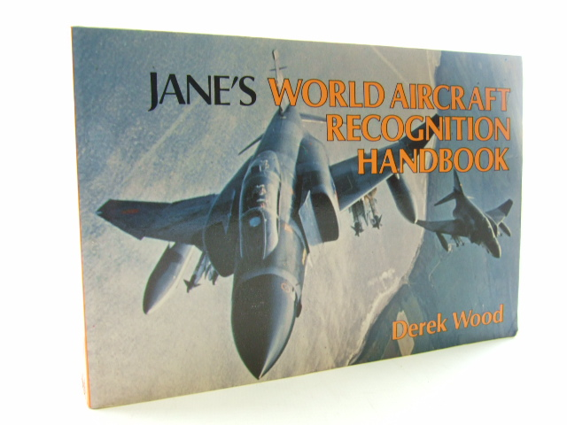 Photo of JANE'S WORLD AIRCRAFT RECOGNITION HANDBOOK written by Wood, Derek published by Jane's Publishing Company (STOCK CODE: 1804785)  for sale by Stella & Rose's Books