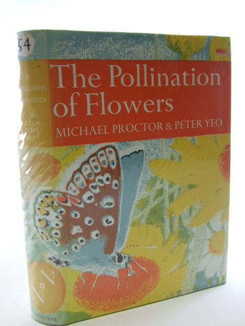 Photo of THE POLLINATION OF FLOWERS (NN 54) written by Proctor, Michael