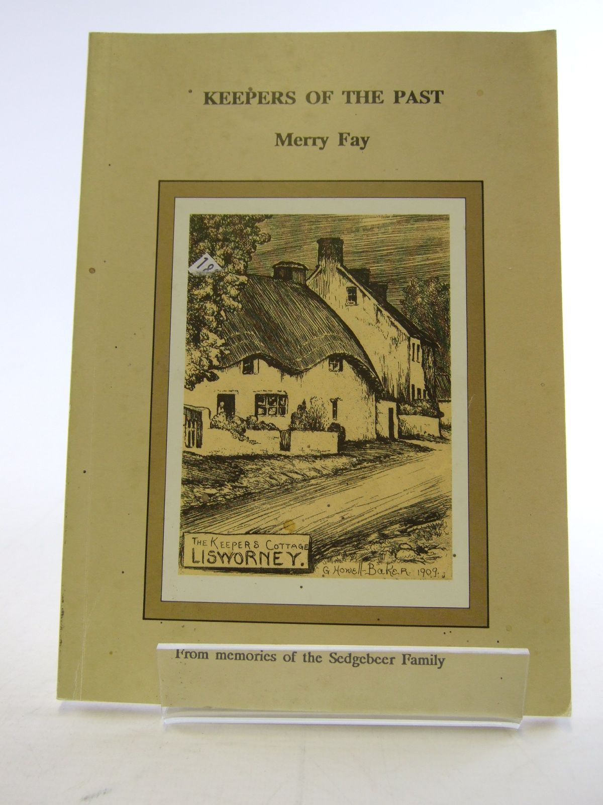 Photo of KEEPERS OF THE PAST written by Fay, Merry illustrated by Massie, Nicki published by Merrilie Enterprises (STOCK CODE: 1805227)  for sale by Stella & Rose's Books