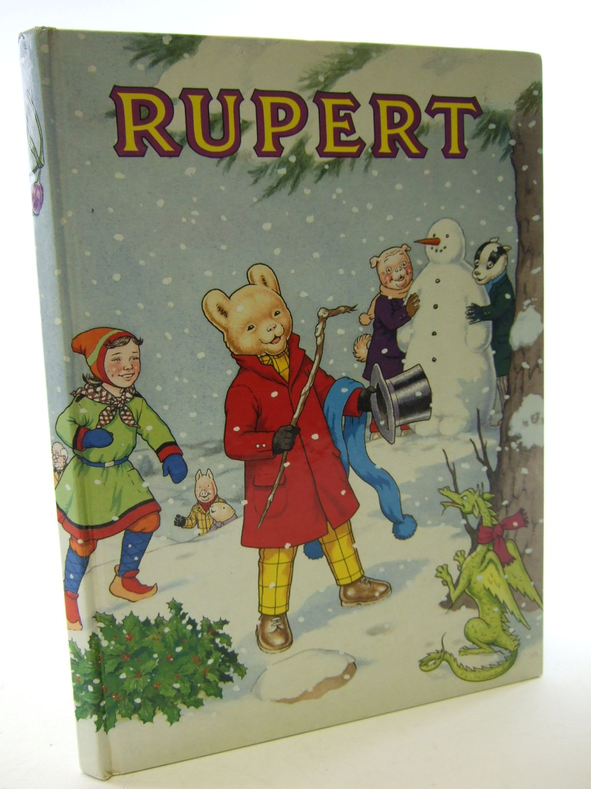 Photo of RUPERT ANNUAL 1989 illustrated by Harrold, John published by Daily Express (STOCK CODE: 1805377)  for sale by Stella & Rose's Books