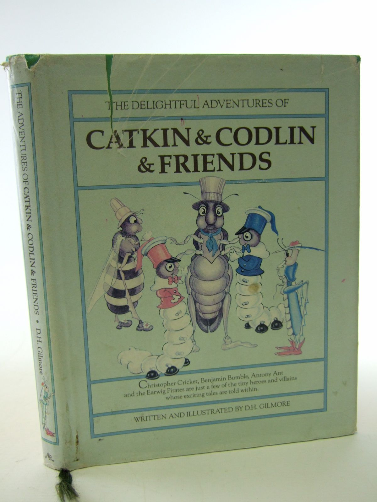 Photo of THE DELIGHTFUL ADVENTURES OF CATKIN & CODLIN & FRIENDS- Stock Number: 1805430