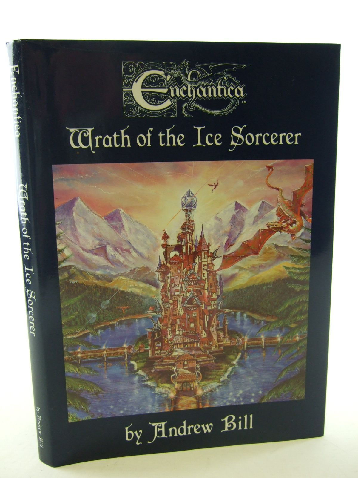 Photo of WRATH OF THE ICE SORCERER- Stock Number: 1805431