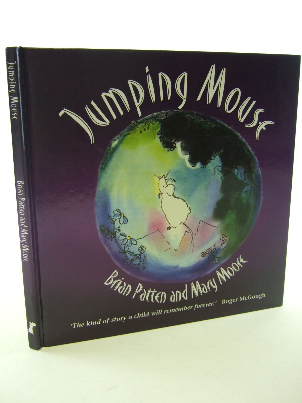 Photo of JUMPING MOUSE written by Patten, Brian illustrated by Moore, Mary published by The Hawthorn Press (STOCK CODE: 1805435)  for sale by Stella & Rose's Books