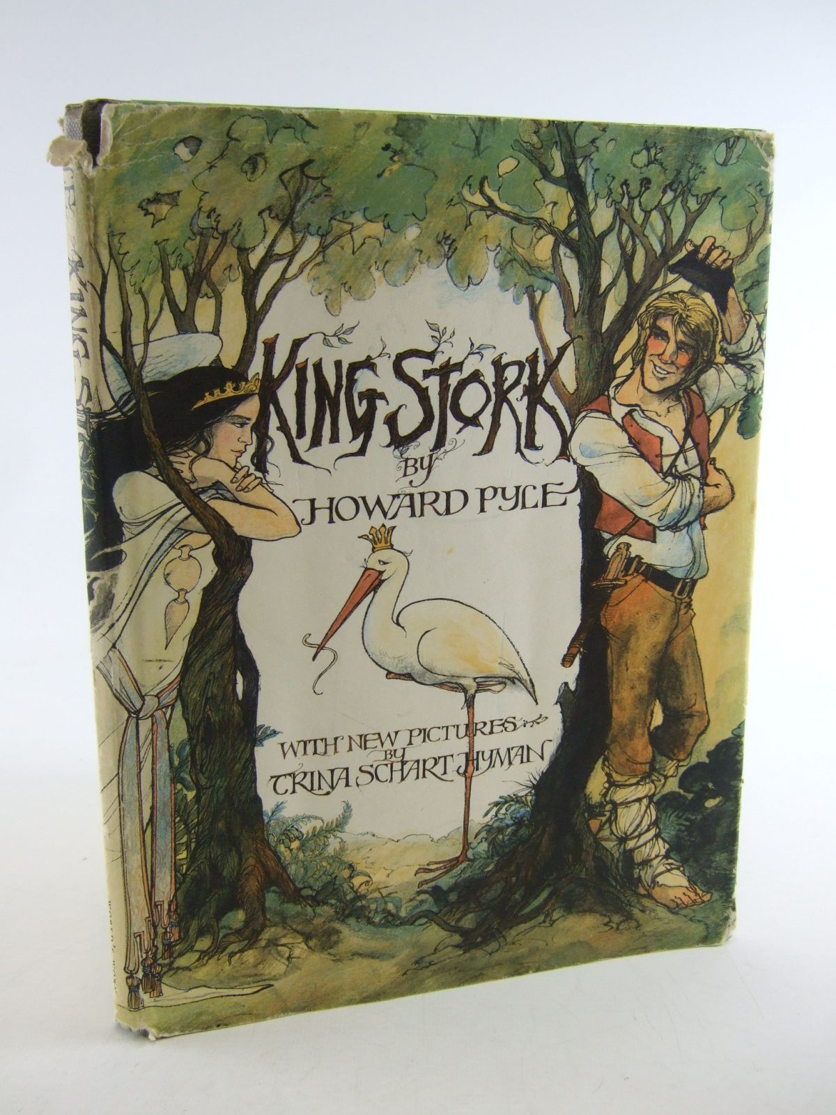 Photo of KING STORK- Stock Number: 1805448