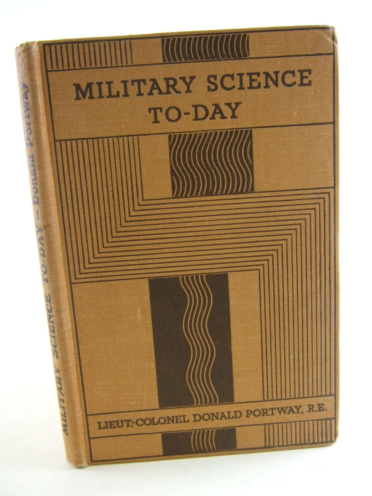 Photo of MILITARY SCIENCE TO-DAY written by Portway, Donald published by Oxford University Press (STOCK CODE: 1805455)  for sale by Stella & Rose's Books