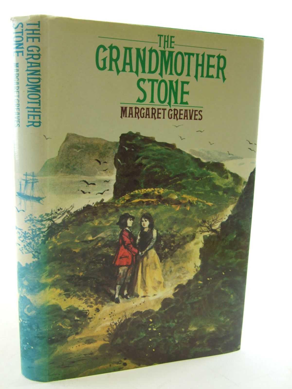 Photo of THE GRANDMOTHER STONE written by Greaves, Margaret published by Methuen (STOCK CODE: 1805506)  for sale by Stella & Rose's Books