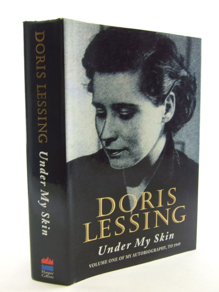 Photo of UNDER MY SKIN VOLUME ONE OF MY AUTOBIOGRAPHY TO 1949 written by Lessing, Doris published by Harper Collins (STOCK CODE: 1805510)  for sale by Stella & Rose's Books