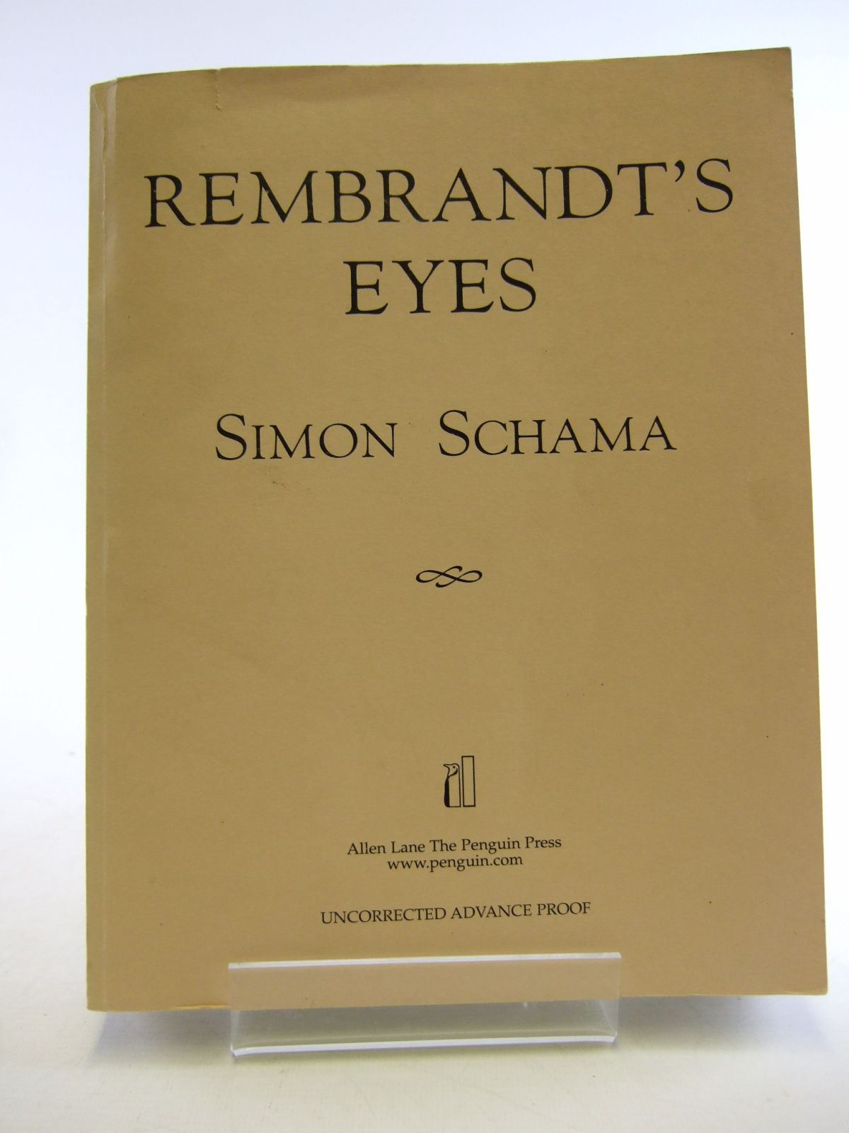 Photo of REMBRANDT'S EYES- Stock Number: 1805637