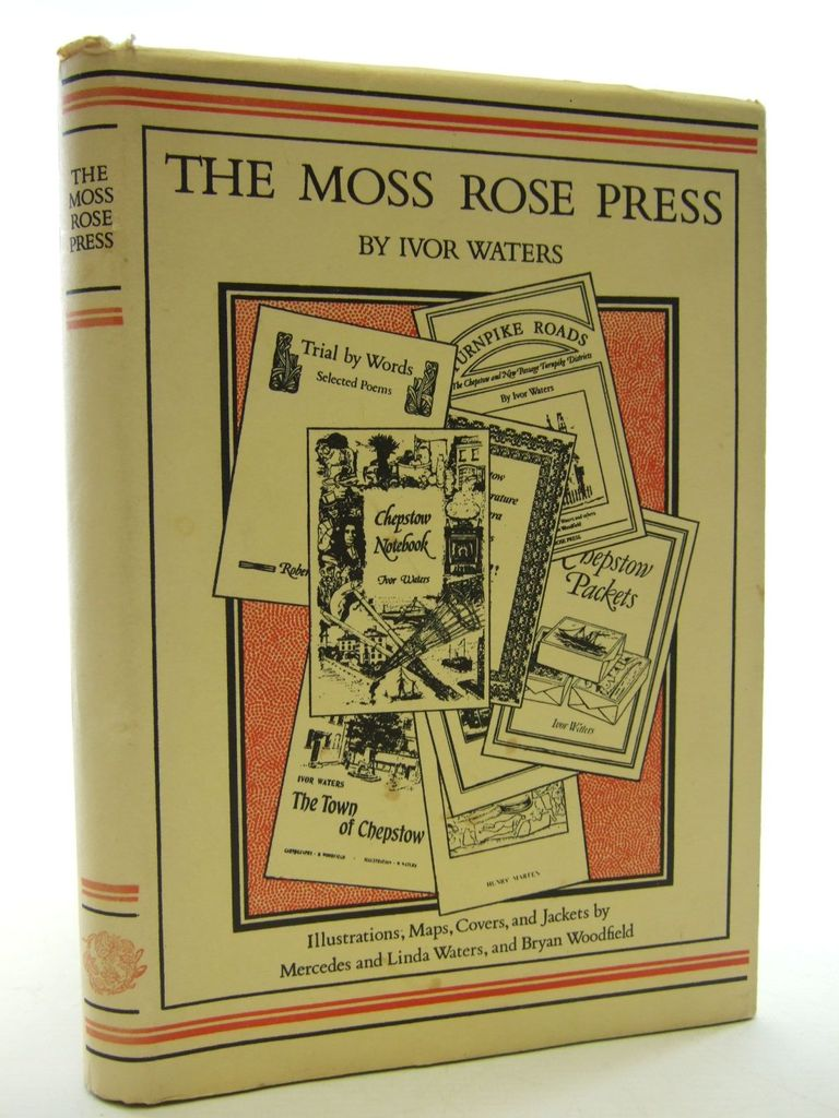 Photo of THE MOSS ROSE PRESS written by Waters, Ivor illustrated by Waters, Mercedes Waters, Linda Woodfield, Bryan published by Moss Rose Press (STOCK CODE: 1805648)  for sale by Stella & Rose's Books