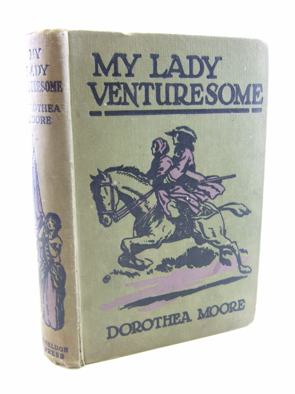 Photo of MY LADY VENTURESOME A STORY OF 1685- Stock Number: 1805769