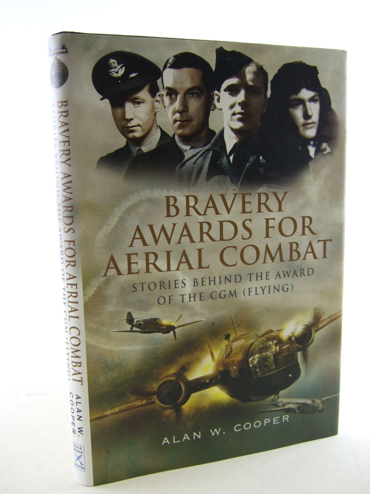 Photo of BRAVERY AWARDS FOR AERIAL COMBAT- Stock Number: 1805825
