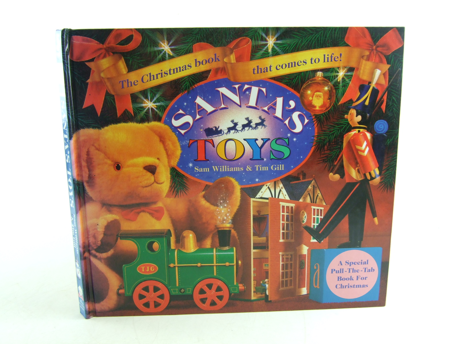 Photo of SANTA'S TOYS- Stock Number: 1806474