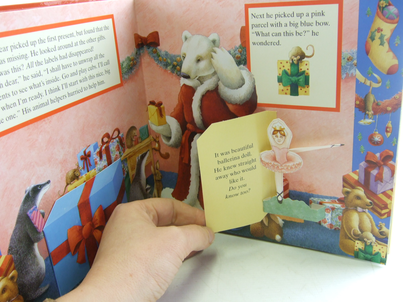Photo of SANTA BEAR'S FIRST CHRISTMAS written by Repchuk, Caroline illustrated by Kneen, Maggie published by Templar Publishing (STOCK CODE: 1806485)  for sale by Stella & Rose's Books