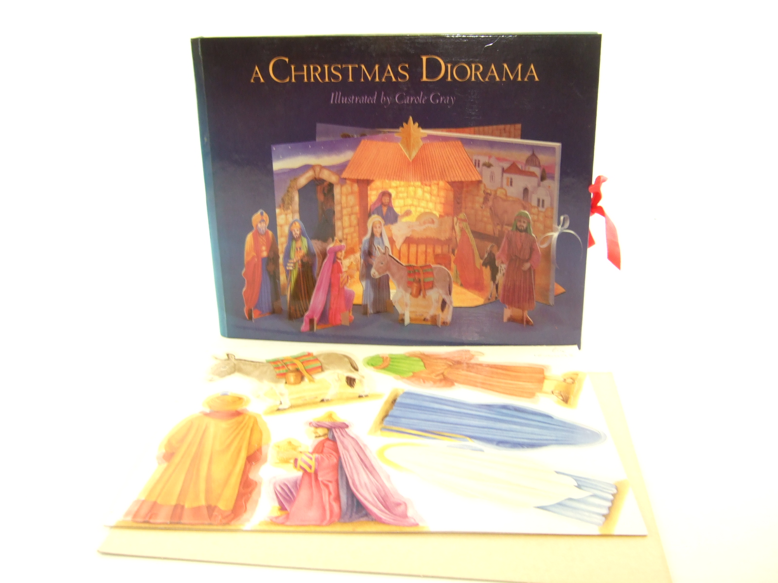 Photo of A CHRISTMAS DIORAMA- Stock Number: 1806492