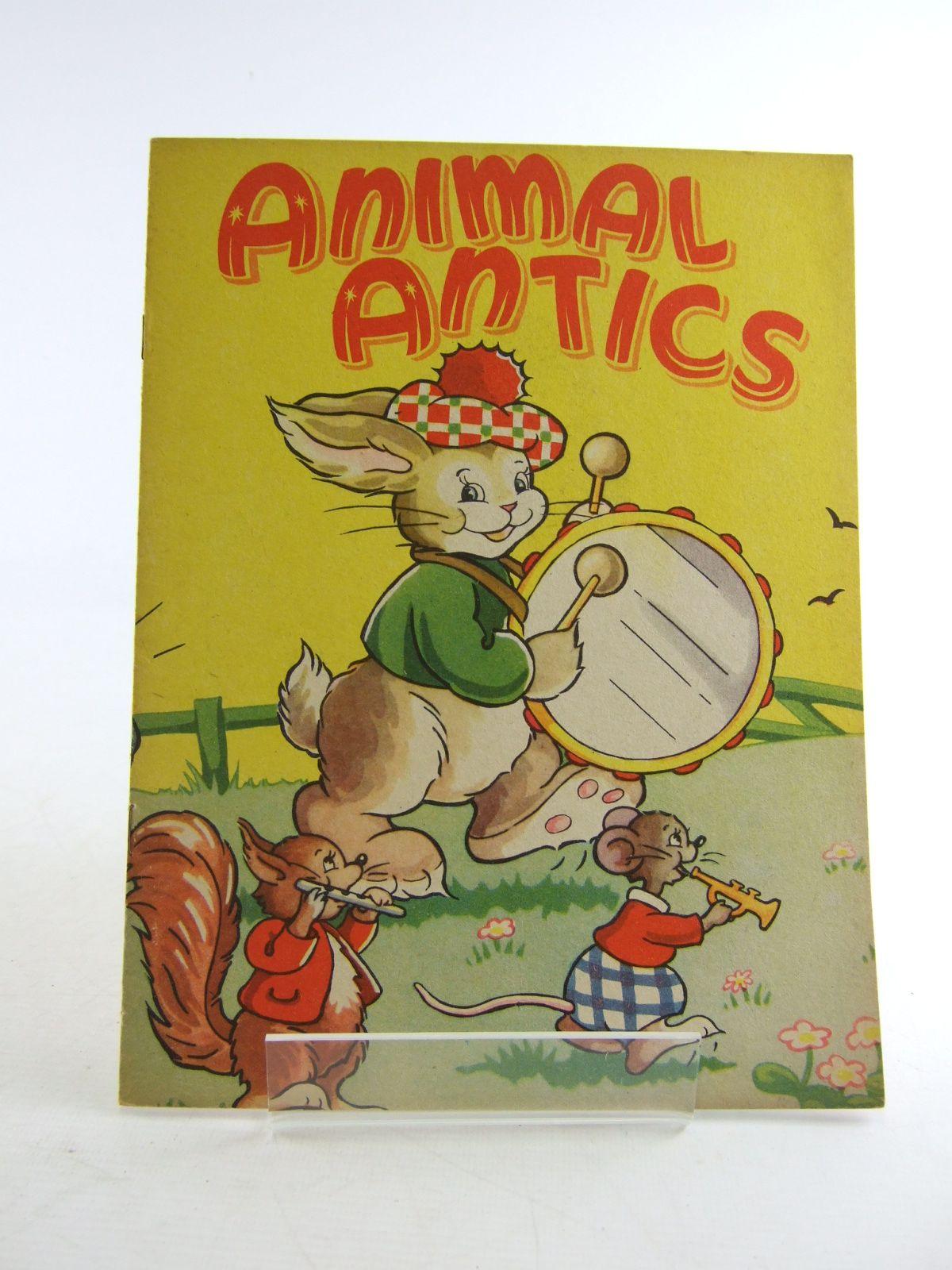 Photo of ANIMAL ANTICS- Stock Number: 1806558