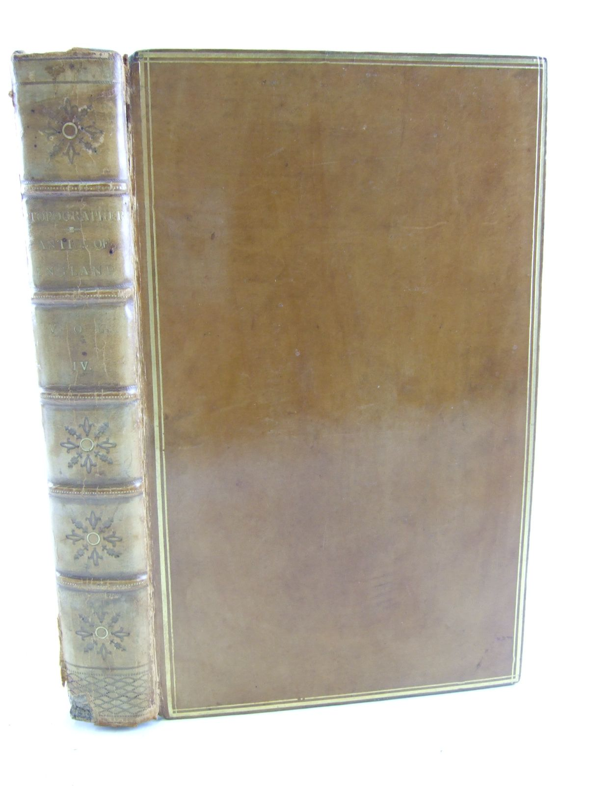 Photo of THE TOPOGRAPHER FOR THE YEAR 1791 VOLUME IV published by Robson And Clarke, J. Walker, C. Stalker (STOCK CODE: 1806601)  for sale by Stella & Rose's Books