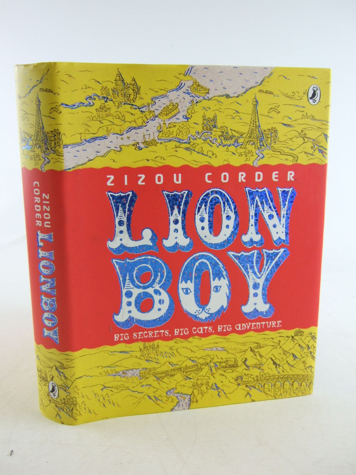 Photo of LIONBOY- Stock Number: 1806627