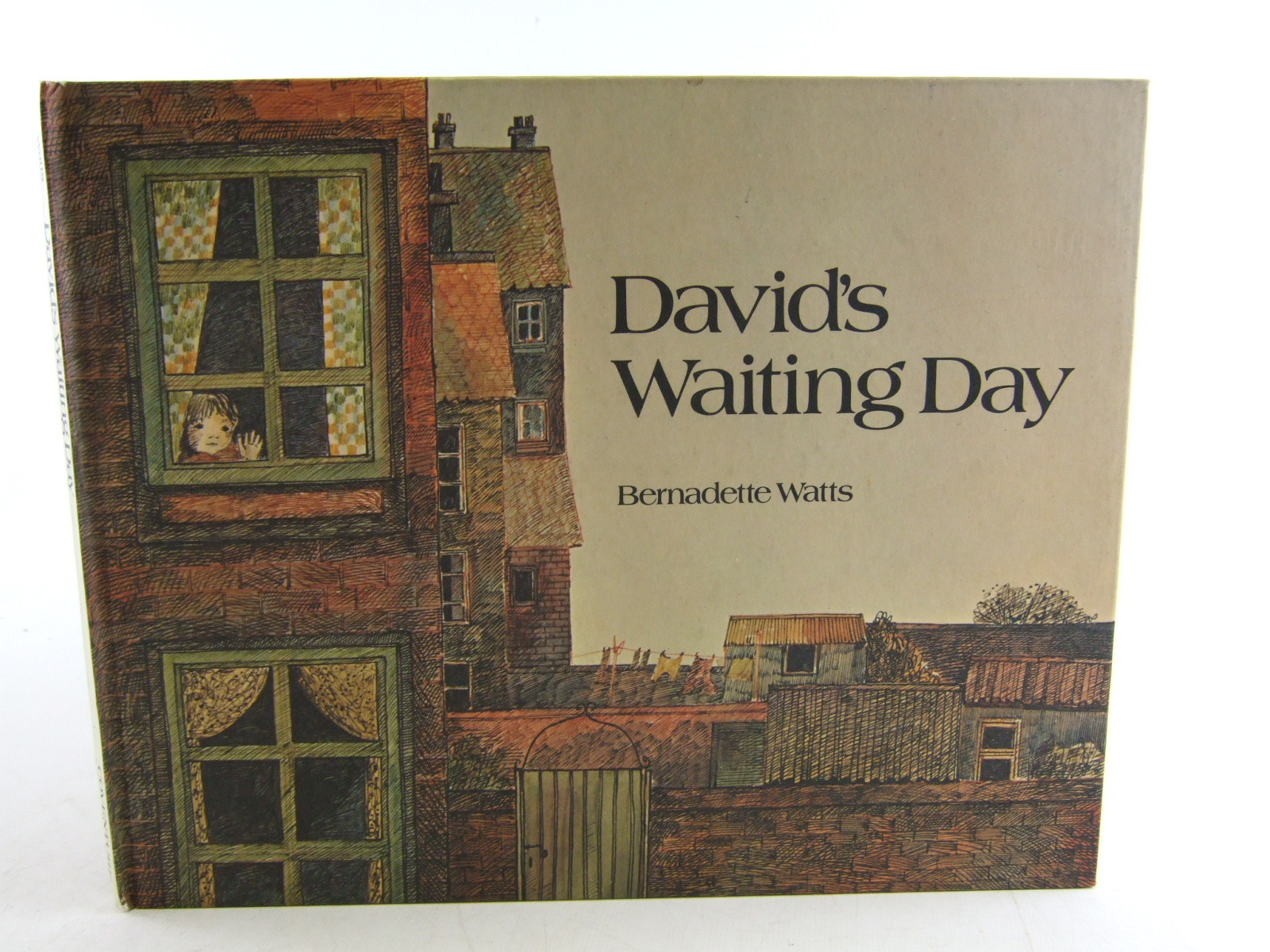 Photo of DAVID'S WAITING DAY written by Watts, Bernadette illustrated by Watts, Bernadette published by Aardvark (STOCK CODE: 1806661)  for sale by Stella & Rose's Books