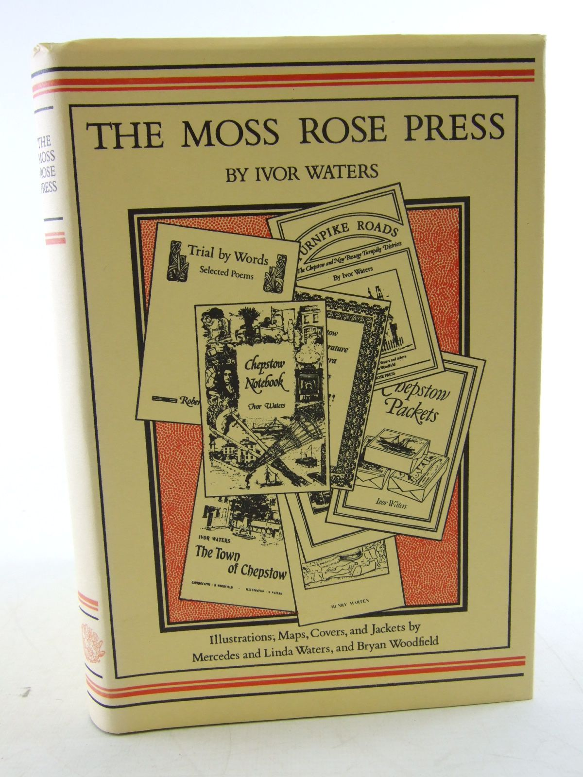 Photo of THE MOSS ROSE PRESS written by Waters, Ivor illustrated by Waters, Mercedes Waters, Linda Woodfield, Bryan published by Moss Rose Press (STOCK CODE: 1806809)  for sale by Stella & Rose's Books