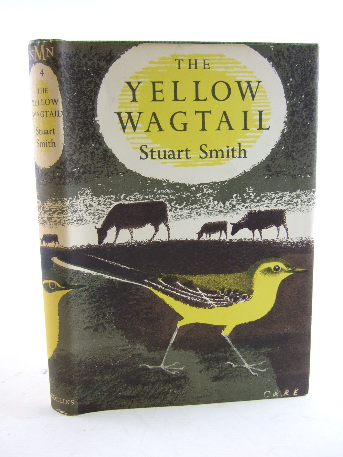 Photo of THE YELLOW WAGTAIL (NMN 4) written by Smith, Stuart illustrated by Bradbury, Edward published by Collins (STOCK CODE: 1806836)  for sale by Stella & Rose's Books