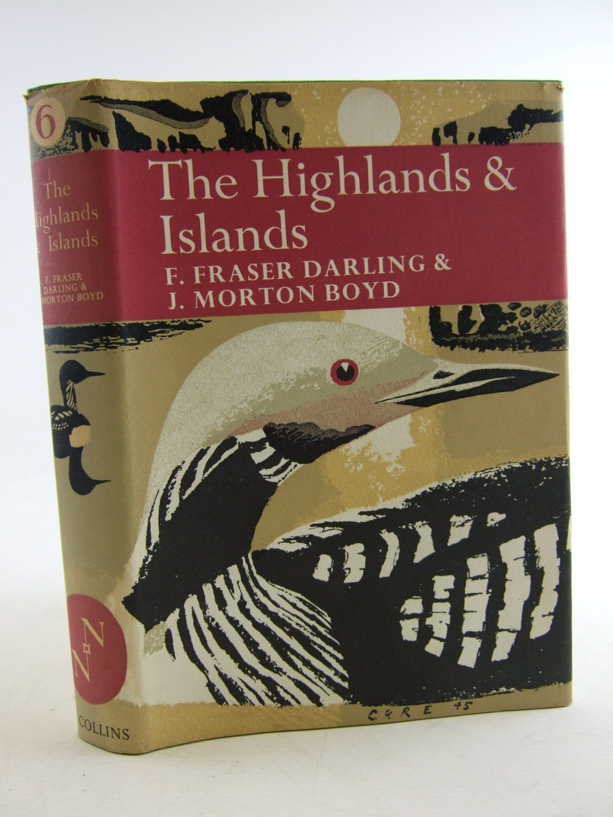 Photo of THE HIGHLANDS AND ISLANDS (NN6) written by Darling, Frank Fraser