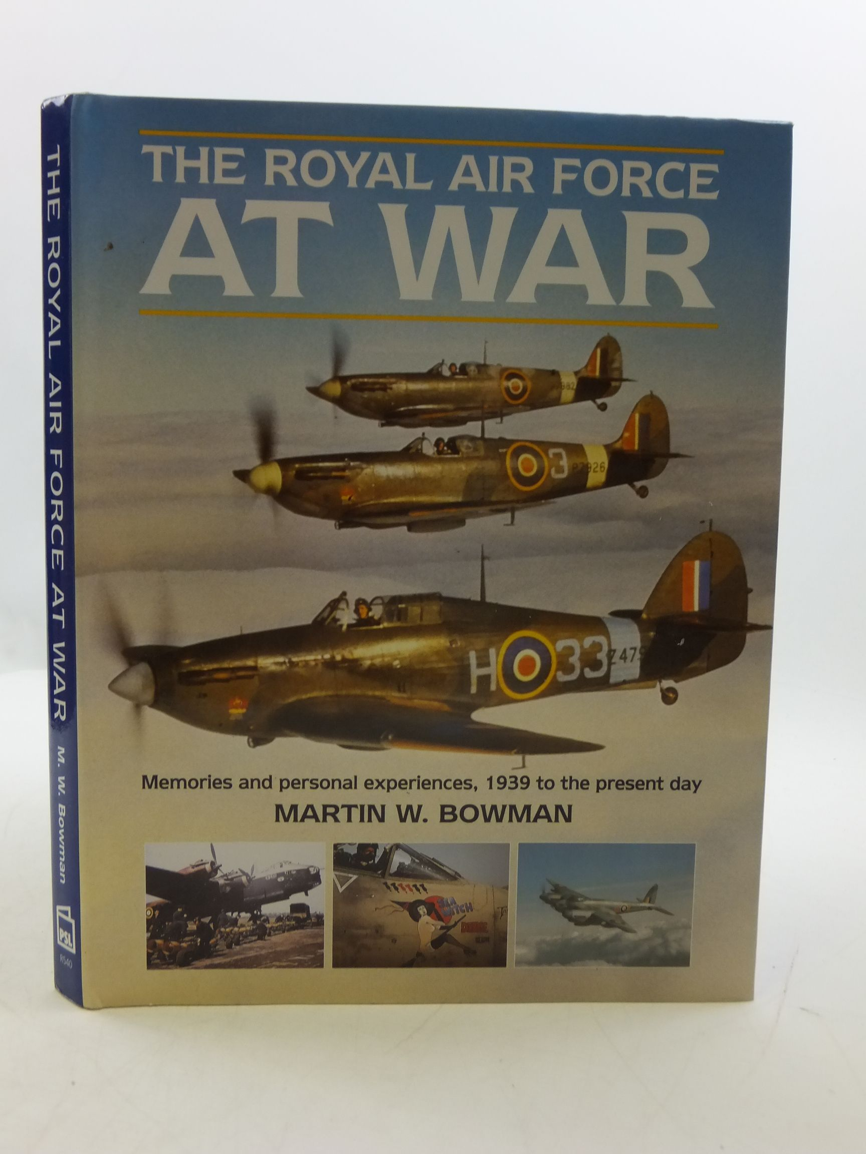Photo of THE ROYAL AIR FORCE AT WAR- Stock Number: 1807255