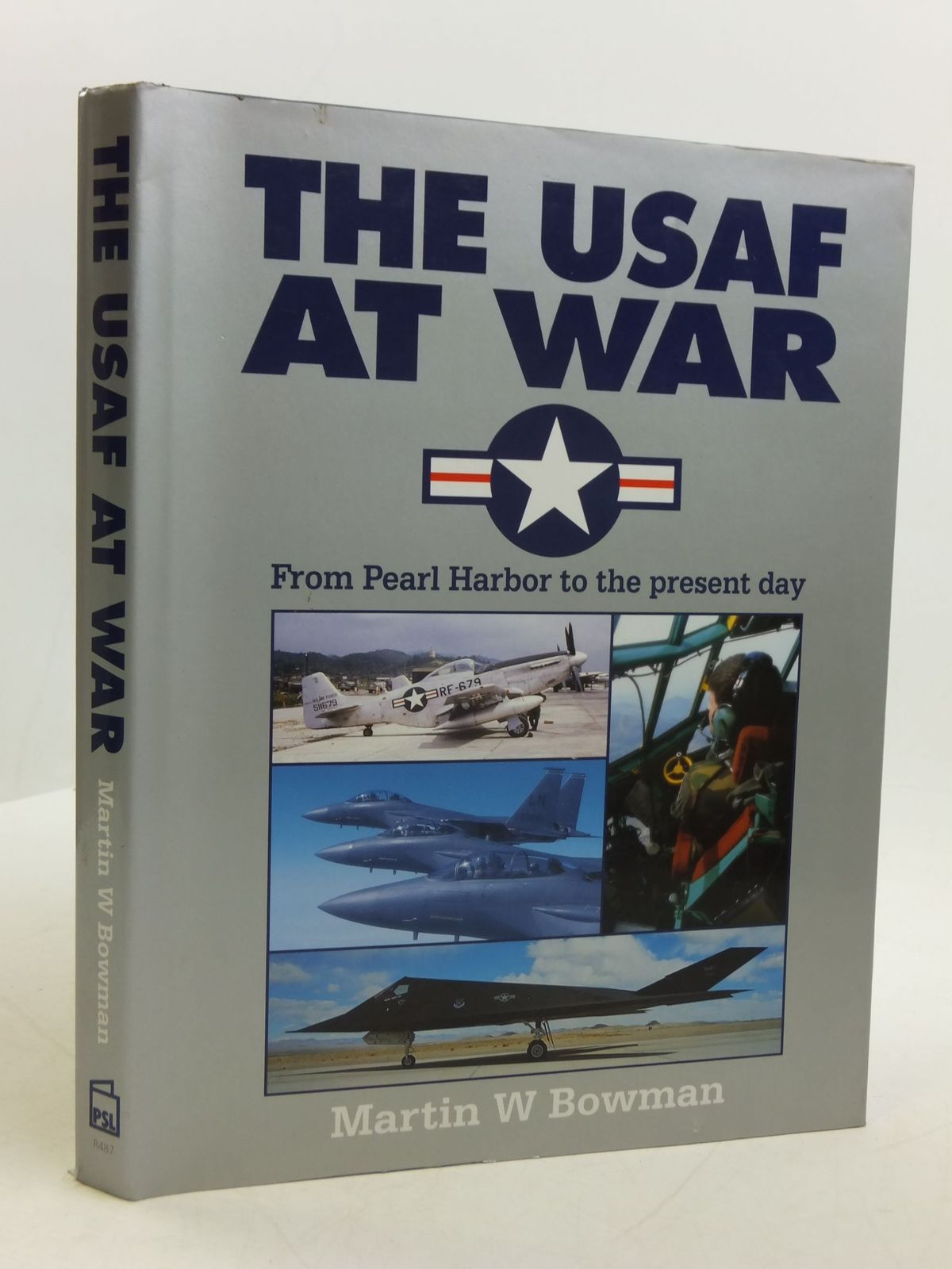 Photo of THE USAF AT WAR FROM PEARL HARBOR TO THE PRESENT DAY- Stock Number: 1807287