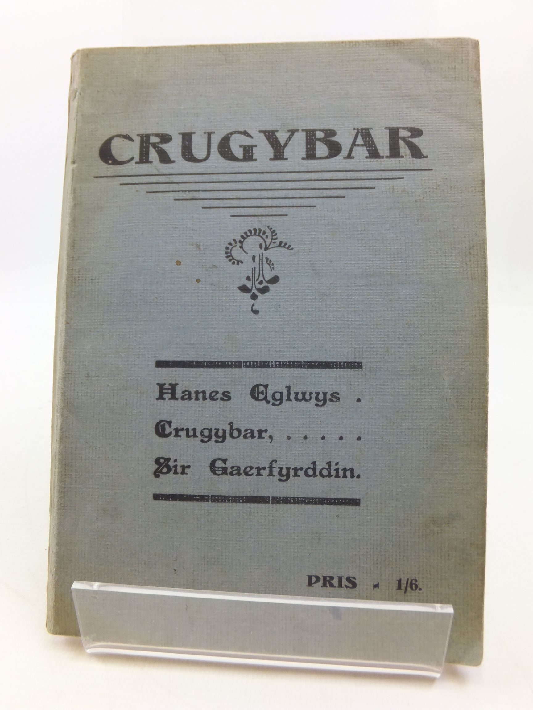 Photo of CRUGYBAR written by Davies, Ben (STOCK CODE: 1807339)  for sale by Stella & Rose's Books