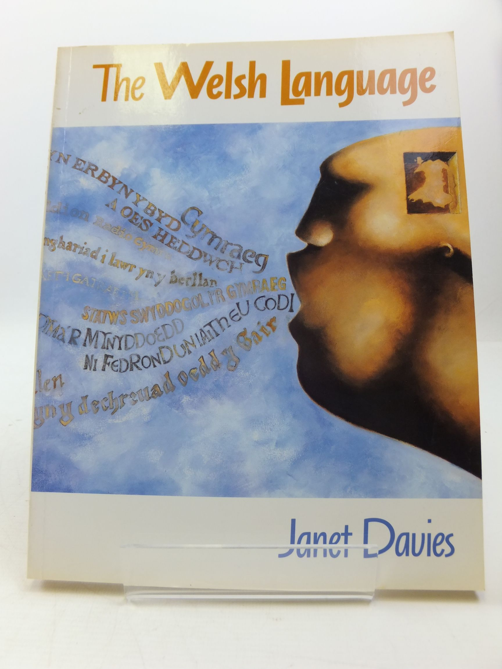 Photo of THE WELSH LANGUAGE written by Davies, Janet published by University of Wales (STOCK CODE: 1807348)  for sale by Stella & Rose's Books