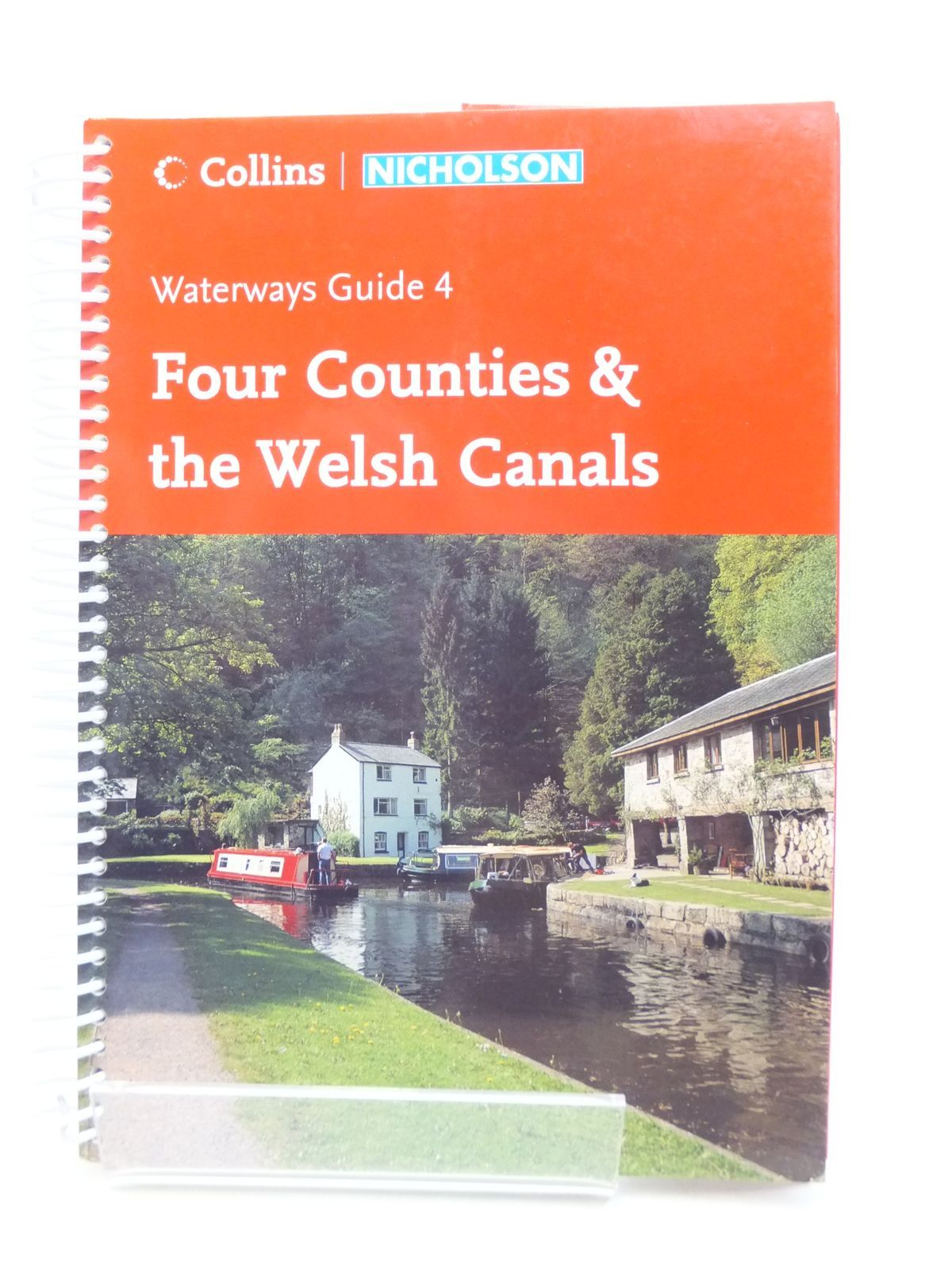 Photo of FOUR COUNTIES & THE WELSH CANALS WATERWAYS GUIDE 4 published by Collins, Nicholson (STOCK CODE: 1807442)  for sale by Stella & Rose's Books