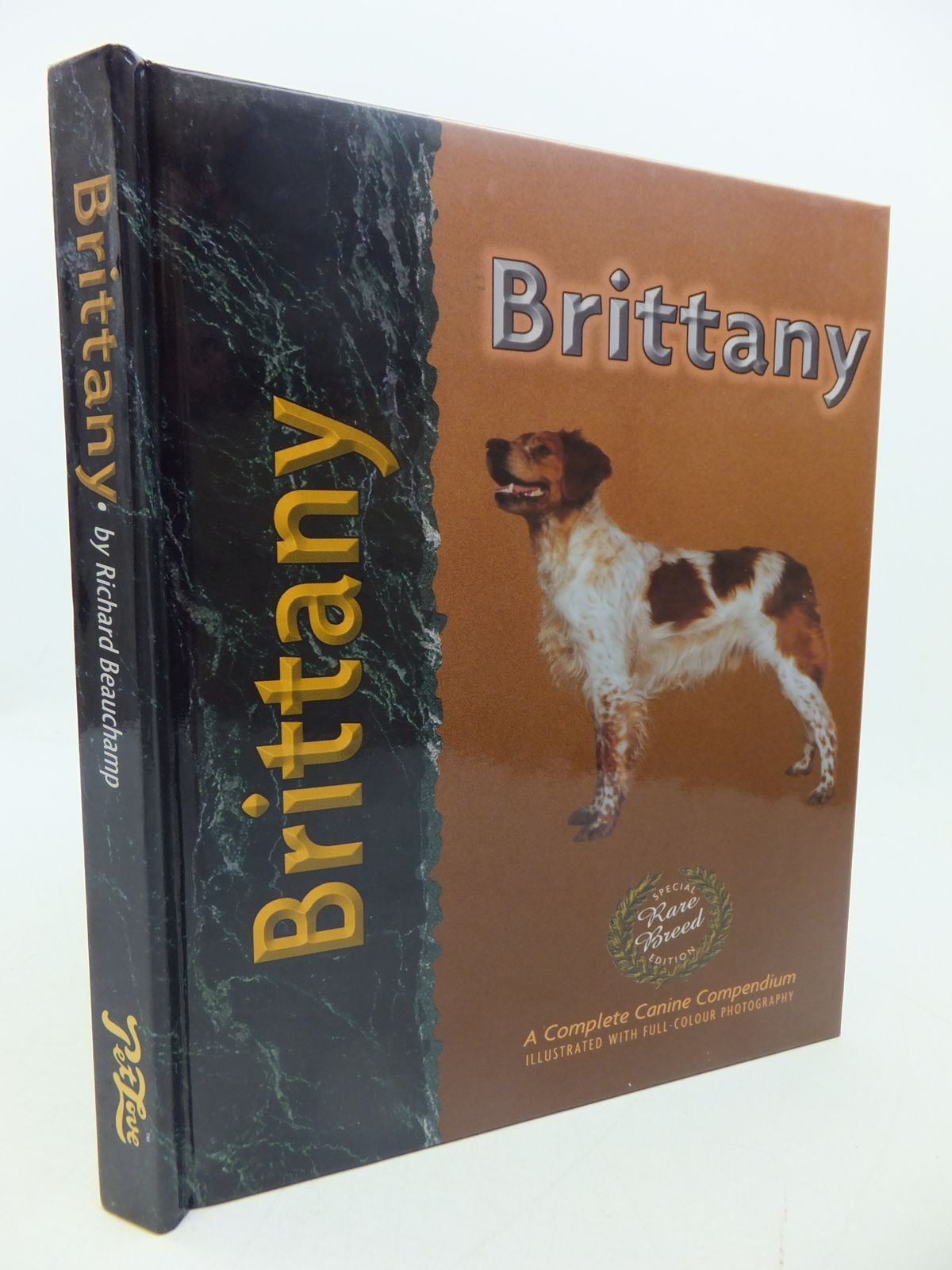 Photo of BRITTANY written by Beauchamp, Richard published by Interpet Publishing (STOCK CODE: 1807621)  for sale by Stella & Rose's Books