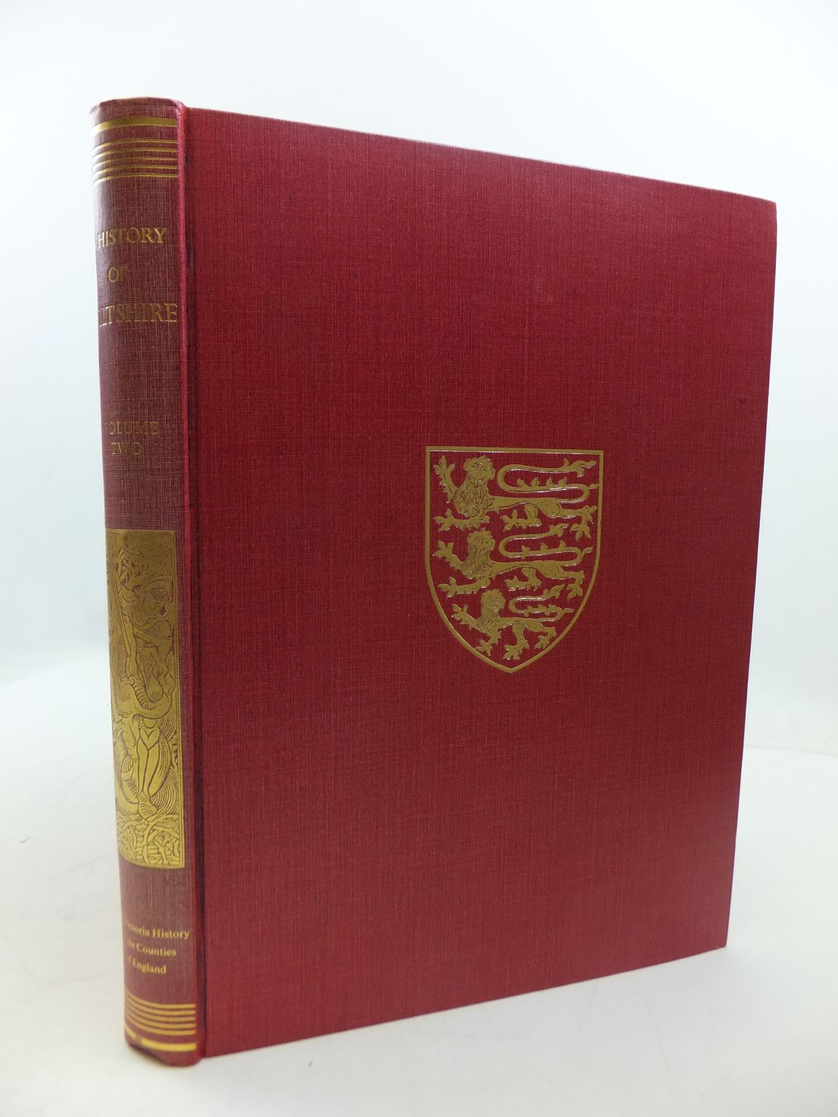 Photo of A HISTORY OF WILTSHIRE VOLUME II written by Pugh, R.B. Crittall, Elizabeth published by Oxford University Press (STOCK CODE: 1807741)  for sale by Stella & Rose's Books