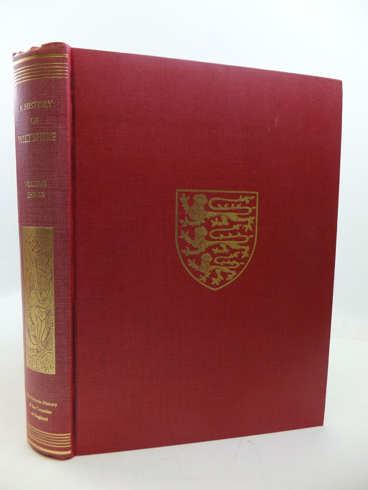 Photo of A HISTORY OF WILTSHIRE VOLUME III written by Pugh, R.B.