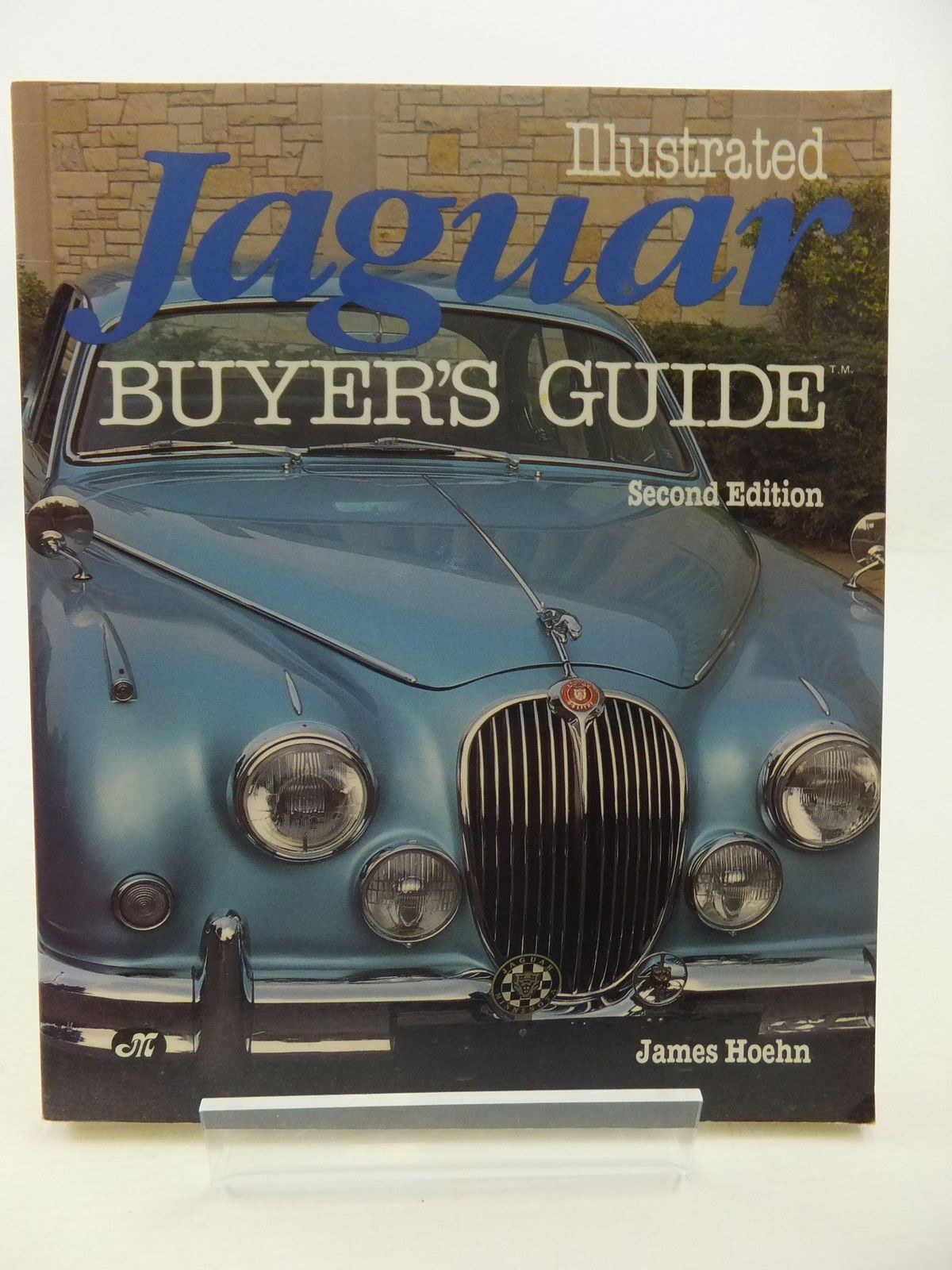 Photo of ILLUSTRATED JAGUAR BUYER'S GUIDE written by Hoehn, James published by Motorbooks International (STOCK CODE: 1807845)  for sale by Stella & Rose's Books