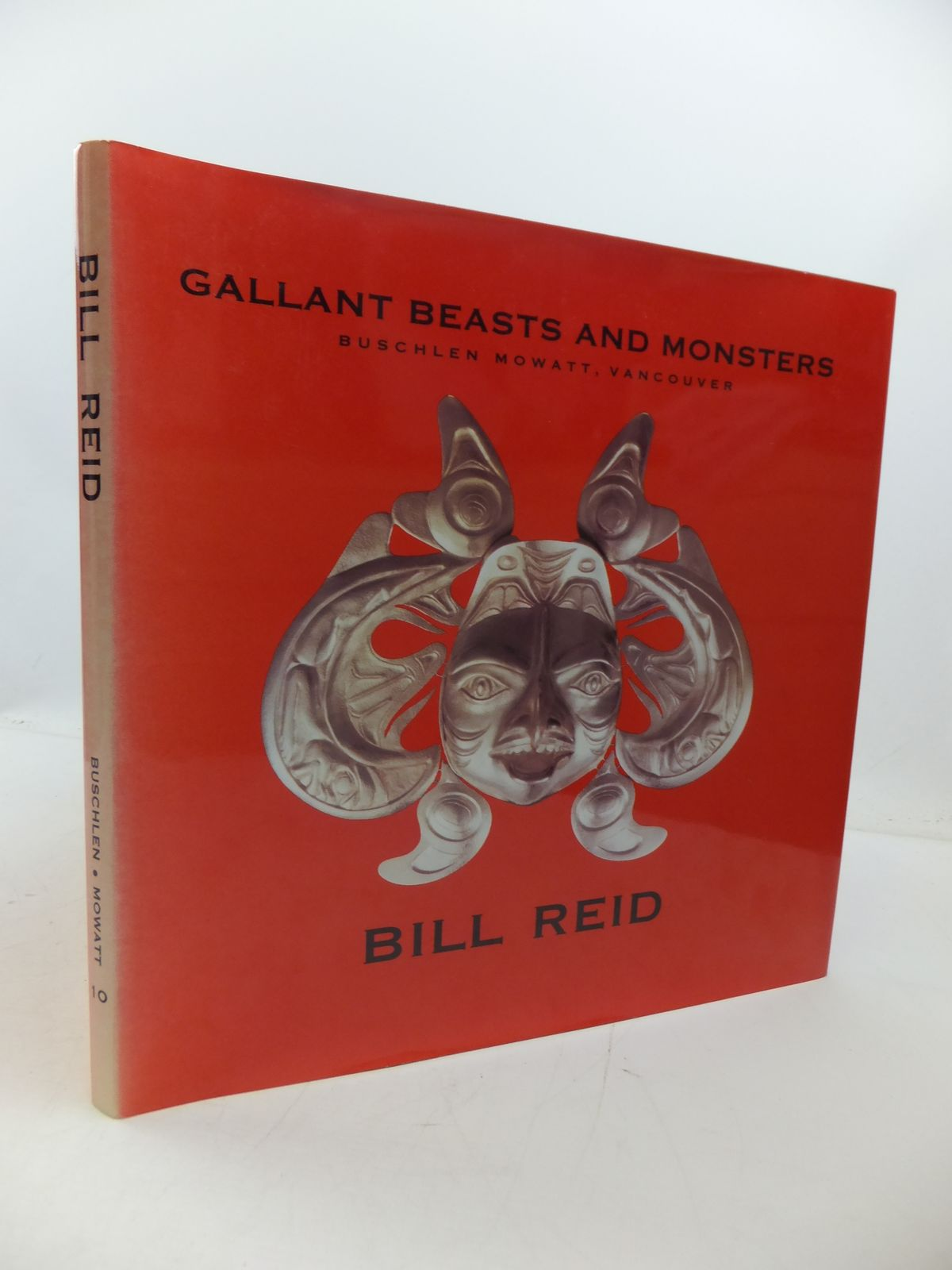 Photo of ALL THE GALLANT BEASTS AND MONSTERS written by Reid, Bill illustrated by Reid, Bill published by Buschlen Mowatt (STOCK CODE: 1807908)  for sale by Stella & Rose's Books
