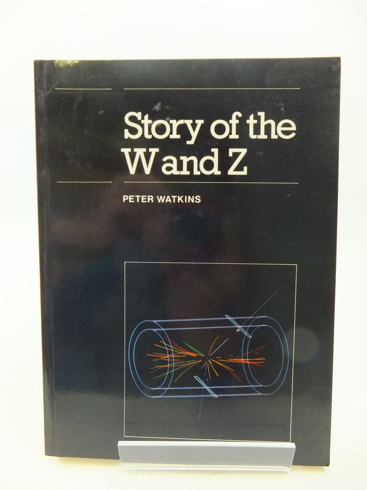 Photo of STORY OF THE W AND Z written by Watkins, Peter published by Cambridge University Press (STOCK CODE: 1808046)  for sale by Stella & Rose's Books