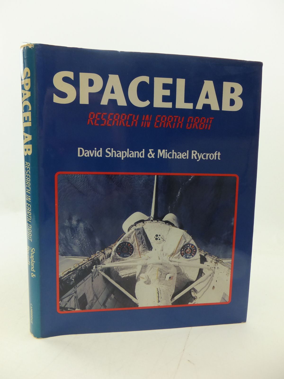 Photo of SPACELAB: RESEARCH IN EARTH ORBIT written by Shapland, David
