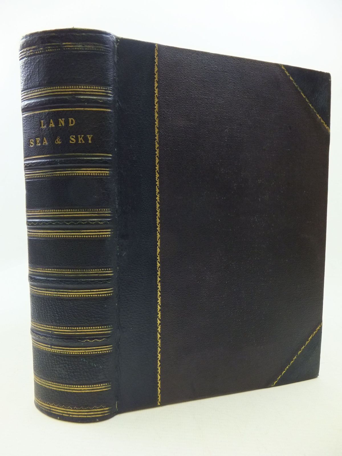 Photo of LAND, SEA AND SKY: WONDERS OF LIFE AND NATURE written by Klein, Herman<br />Minshull, J. published by Ward Lock &amp; Co Ltd. (STOCK CODE: 1808078)  for sale by Stella & Rose's Books