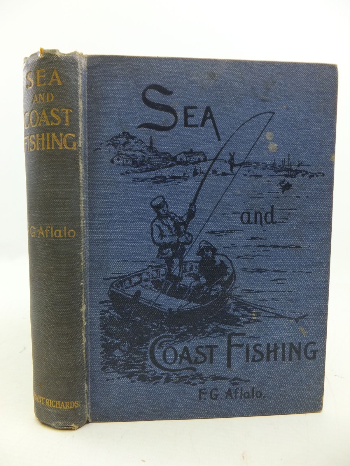 Photo of SEA & COAST FISHING written by Aflalo, F.G. published by Grant Richards (STOCK CODE: 1808197)  for sale by Stella & Rose's Books
