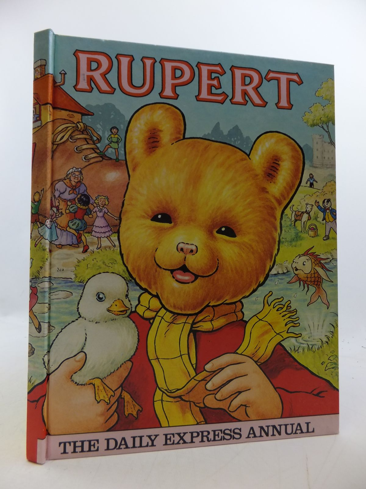 Photo of RUPERT ANNUAL 1981 illustrated by Harrold, John published by Express Newspapers Ltd. (STOCK CODE: 1808432)  for sale by Stella & Rose's Books