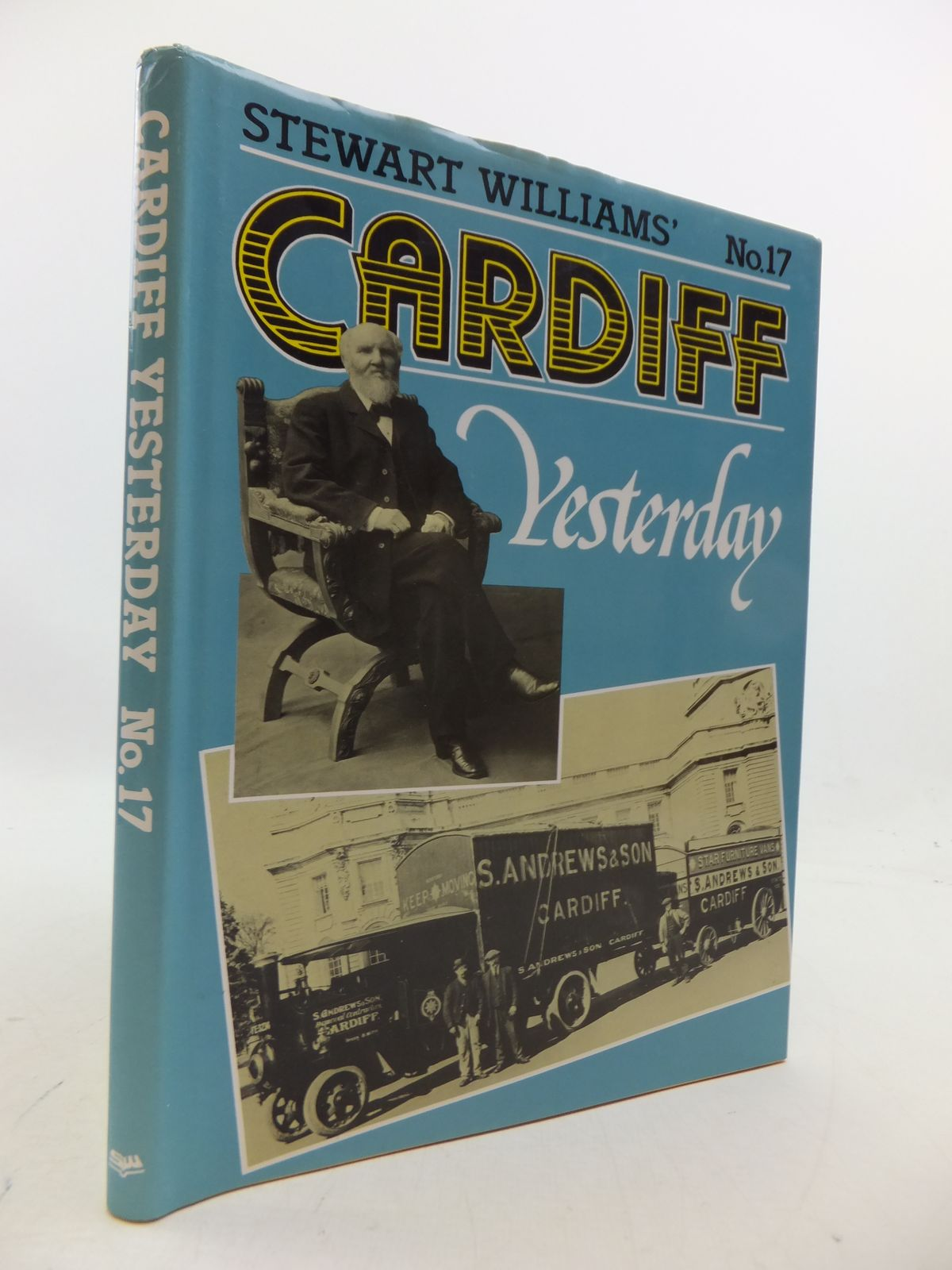 Photo of CARDIFF YESTERDAY No. 17 written by Williams, Stewart published by Stewart Williams (STOCK CODE: 1808500)  for sale by Stella & Rose's Books